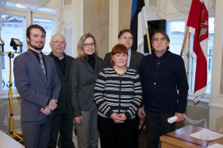 Members of the Faction of the Estonian Conservative People's Party